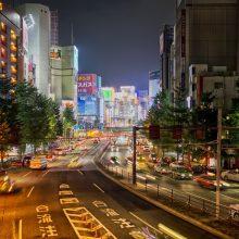Saugiausiu pasaulio miestu pripažintas Tokijas