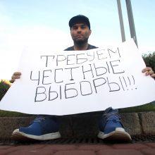 Rusijoje sekmadienį įvyks savivaldos rinkimai