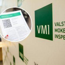 """VMI: atvykstant """"gyvų"""" konsultacijų galimybių pasas nebūtinas"""
