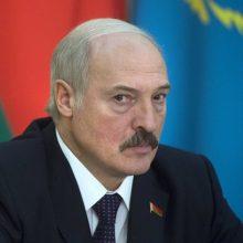 A. Lukašenka: Baltarusijos pramonės įmonėse yra Vakarų šnipų