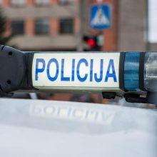Vilniuje susidūrė krovininis automobilis ir mikroautobusiukas: galimai yra nukentėjusiųjų