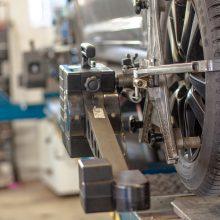 Pasibaigusią automobilių techninę apžiūrą bus galima atlikti po karantino