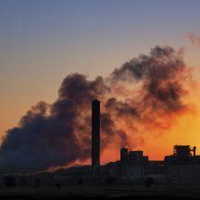 Kinijos dujų gamykloje – didžiulis sprogimas: žuvo du žmonės