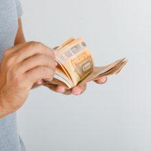 Dar kartą nuteistas recidyvistas: apgaule įgijo 15 tūkst. eurų kreditą