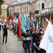 LSMU užsienio studentų skaičius priartėjo prie penktadalio