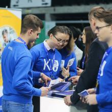 Klaipėdos universitetas dalyvauja studijų mugėje