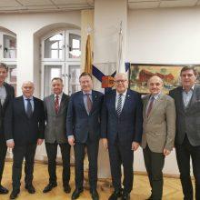 KU telkia Klaipėdos regiono sveikatos priežiūros įstaigas