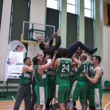 Klaipėdos krepšinio megėjų lyga kviečia registruotis į turnyrą
