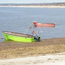 Žvejų uosteliai pertvarkomi vangiai