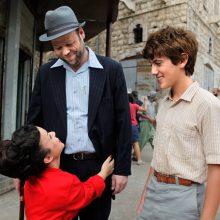 """Kino klubas 8 ½ ir projektas """"Izraelis tavo mieste""""  kviečia į kino seansus"""