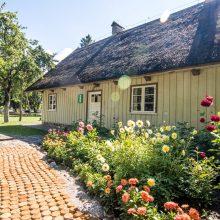Ankstyvas ruduo Mažojoje Lietuvoje: vokiškos kultūros takais