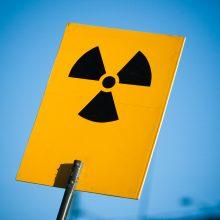Ugniagesių pratybos praneš apie branduolinę katastrofą