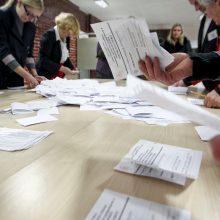 Prieš Seimo rinkimus – permainos rinkimų žemėlapyje