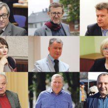 Kuo šiandien užsiima politinėje arenoje figūravę žinomi uostamiesčio žmonės?