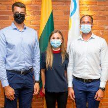 Į LTOK Generalinę asamblėją išrinkti trys olimpiečiai