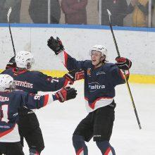 Lietuvos ledo ritulio čempionate – sensacinga autsaiderių pergalė