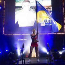 Bušido turnyre Kaune – pajėgiausių lietuvių dominavimas