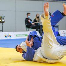 Sporto vadovai ambicijas ragina įrodinėti ant tatamio