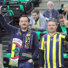 """Eurolyga: spindintis N. Woltersas ir didžiausias """"Žalgirio"""" rezervas ketvirtadieniui"""