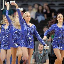 Žalgiriečiai pergalingai pradėjo LKL pusfinalio seriją