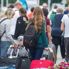 Pernai šalies apgyvendinimo įstaigos sulaukė per 10 proc. daugiau turistų
