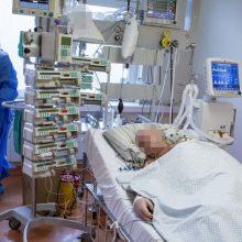 Situacija Kauno regiono ligoninėse: ar didins lovų, skirtų COVID-19 pacientams, skaičių?
