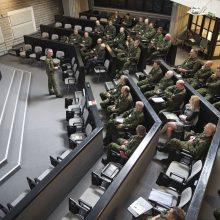 Lietuvos kariuomenė jau rengia komendantus, kurie veiktų karo padėties atveju