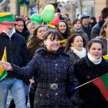 Gyvenimu Lietuvoje patenkinti vis daugiau gyventojų