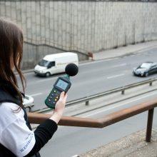 Už triukšmą siūloma bausti iki 1 tūkst. eurų