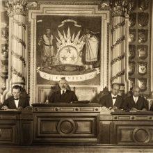 Latvijos Steigiamojo Seimo prezidiumas. 1920-1922 m.