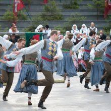 """Tarptautinis folkloro festivalis """"Pokrovskije kolokola"""" minės jubiliejų"""