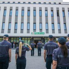 Išrinkti nauji Prienų ir Šalčininkų rajonų policijos komisariatų viršininkai