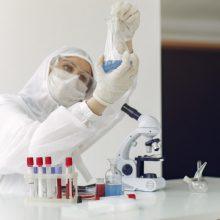 Ėminiai iš mobiliųjų punktų į laboratorijas bus paskirstomi pagal šių pajėgumus