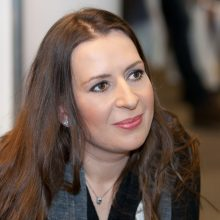 Populiariausia rašytoja bibliotekose 2020-aisiais – K. Sabaliauskaitė
