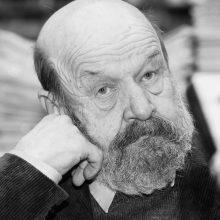 Mirė rašytojas, kino scenaristas R. Šavelis