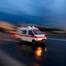 Vilniaus rajone mirtinai sužalota pėsčioji