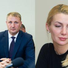 Teismas išskyrė M. ir A. Šedžius