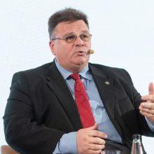 L. Linkevičius su ES ministrais aptars krizes Venesueloje, Afganistane