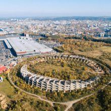 Nacionalinio stadiono sutarties tikimasi lapkritį, ieškoma finansavimo