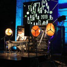 Kauno kariliono festivalis: garso ir šviesų šou