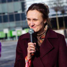 V. Čmilytė-Nielsen: opozicija nešoks pagal R. Karbauskio dūdelę