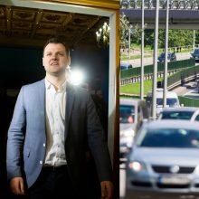 G. Paluckas apie kompensaciją už taršaus automobilio atsisakymą: tai neadekvatu