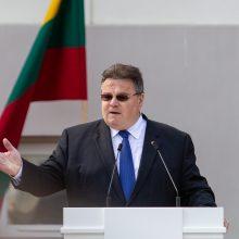 L. Linkevičius mano, kad Lietuva vėluoja apsispręsti dėl eurokomisaro