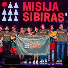 """""""Misija Sibiras"""" dalyviai išvyksta į Kazachstaną"""