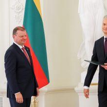 S. Skvernelis: su prezidentu nėra sutarta dėl visų keičiamų ministrų