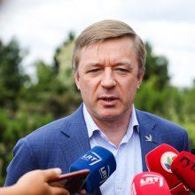 """""""Valstiečiai"""" pareiškė pasitikėjimą R. Karbauskiu"""