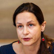 VTEK pradėjo tyrimą dėl buvusios kultūros viceministrės darbo Nacionalinėje bibliotekoje