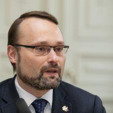 M. Kvietkauskas: kultūros sektoriaus nuostoliams bus skirta 4,5 mln. eurų