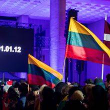 Minint Sausio 13-osios metines, Lietuva pagerbia laisvės gynėjus