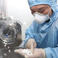 JAV leido naudoti vaistus nuo maliarijos COVID-19 gydymui